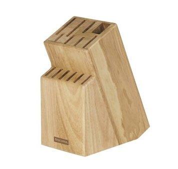 Tescoma Messerblock unbestückt aus Holz, für 13...