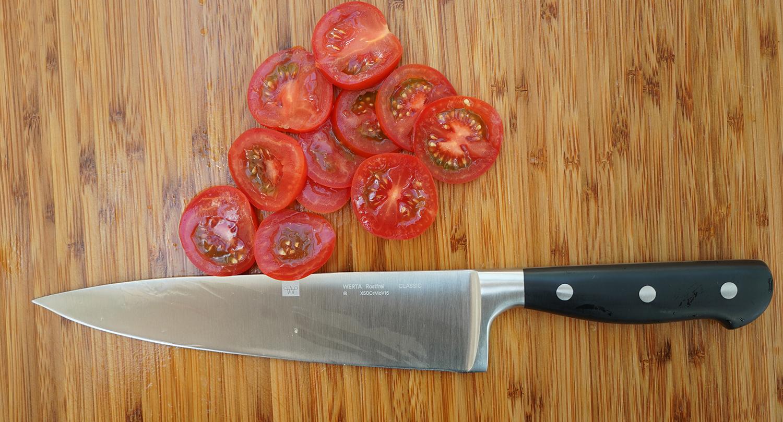 Werta-Test Tomaten